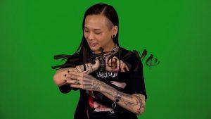 FUJI TRILLの代表的タトゥー