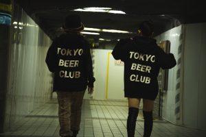 TOKYO BEER CLUBの新作フーディが登場!