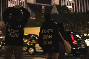 「TOKYO BEER CLUB」の新作フーディがordieordieから登場!