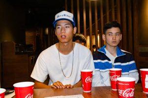 Normcore Boyz③「Spada(スパーダ)」